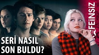MAZE RUNNER: THE DEATH CURE / LABİRENT: SON İSYAN (2018) Film İncelemesi