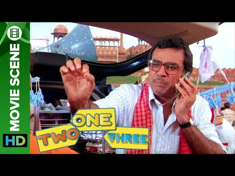 Paresh Rawal is always right about the size  One Two Three