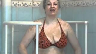 видео Циркулярный душ