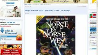 Norse by Norse West The Return Of The Lost Vikings