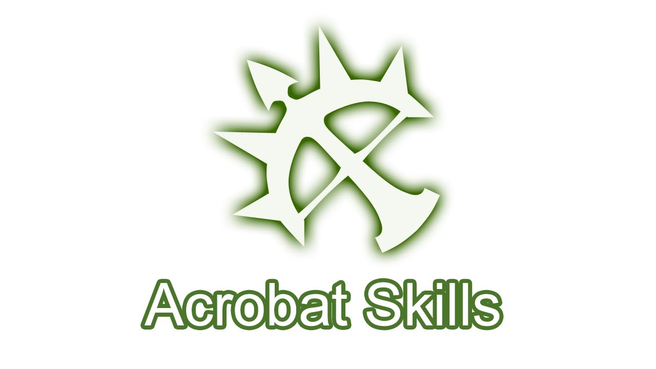 Dragon Nest Acrobat Skills - eXeD