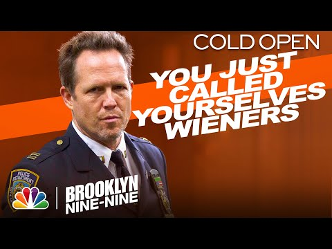 Cold Open: The New Captain Is The WORST - Brooklyn Nine-Nine