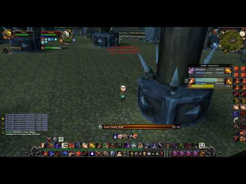 Repeat Destruction warlock PVP (Smolderforge) (2 4 3 TBC) by