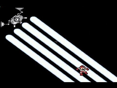 Rockman 4 Minus Infinity - Cockroach Omega [no wishstar or Rush cannon] (Famicom)
