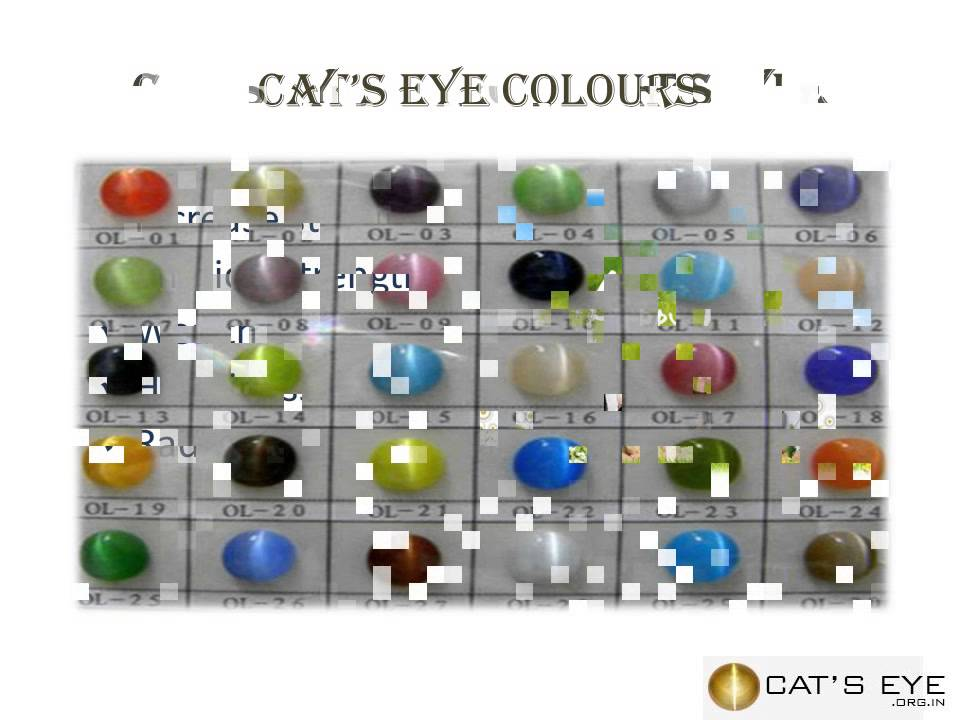 Some Unknown Facts About Lehsunia Cat S Eye Gemstone