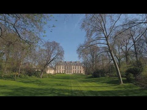 Le palais de l'Élysée, sous les ors de la République