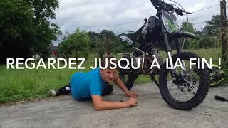 Motocross 125 ccm (+ptite fuite d'huile) !!