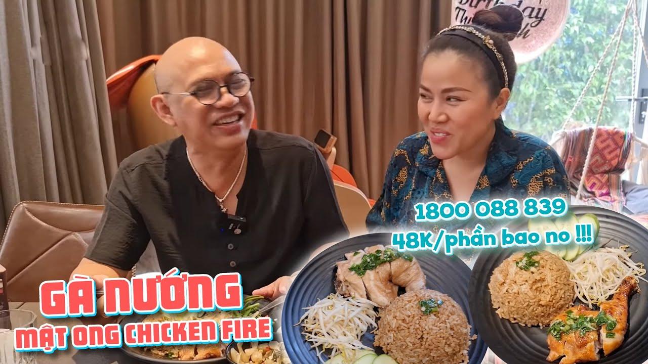 Nhiều khi chẳng cần nấu cơm mà chỉ cần 48k và 1 cú điện thoại là có ngay 1 bữa cơm gà thịnh soạn !