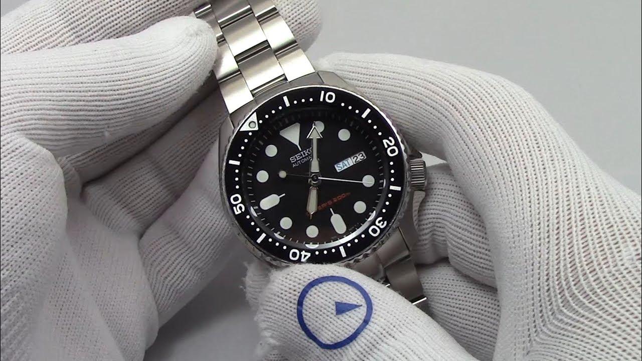 Best Mod For Seiko SKX007 Dive Watch