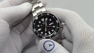 Best Mod For Seiko SKX007 Dive Watch - Strapcode Super Oyster Bracelet For SKX Watch Modding