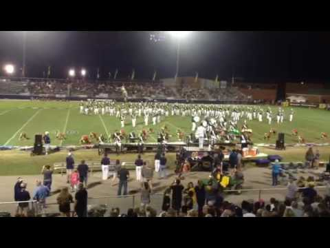 "Buckhorn High School Band Performing ""Mad World"" vs Sparkma"