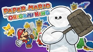 Paper Mario: The Origami King - IT'S GOOD AGAIN?!