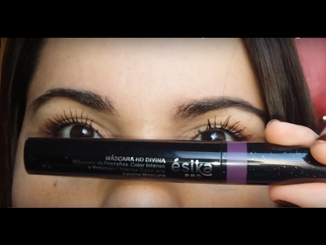Mascara HD Divina Esika + Secret lash CyZone | Michi Rezzio