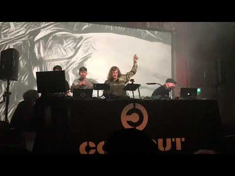 Coldcut - Timber live in London 2017