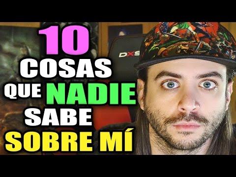 10 COSAS QUE NADIE SABE SOBRE MÍ 😅 | Jordi Wild
