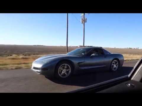 Cammed 2013 Charger R/T Vs 2003 Ls1 Corvette! (Rematch)