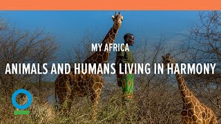 MY AFRICA: Animals and Humans Living in Harmony