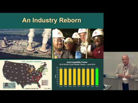 Admiral James O. Ellis: Nuclear Energy | Energy @ Stanford and SLAC 2016