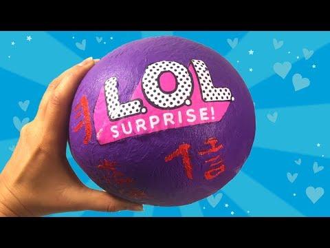 Fashion L.O.L. Surprise! Special edition!