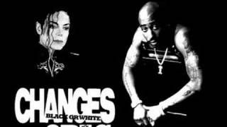 CHANGES Remix by 2PAC ft MICHAEL JACKSON