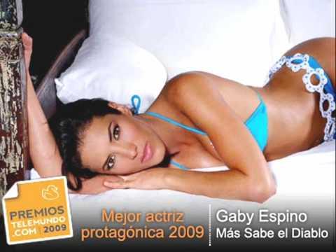Homenaje A Gaby Espino Y A Sus Fans !!!