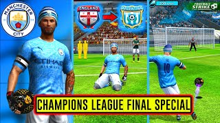Football Strike - CHAMPIONS LEAGUE FINAL SPECIAL! // Playing With The Man City Shirt! screenshot 3