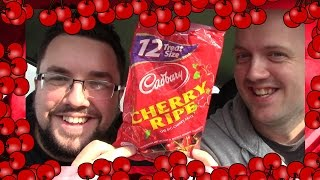 Cadbury Cherry Ripe (Australian) Review