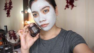 Innisfree Super Volcanic Clay Mask Review| Review Masker | Jihan Putri