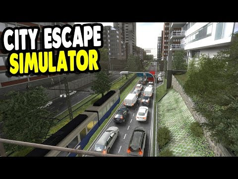 INSANE ESCAPE SIMULATOR Huge Coastal City Power Outage | Infra Gameplay
