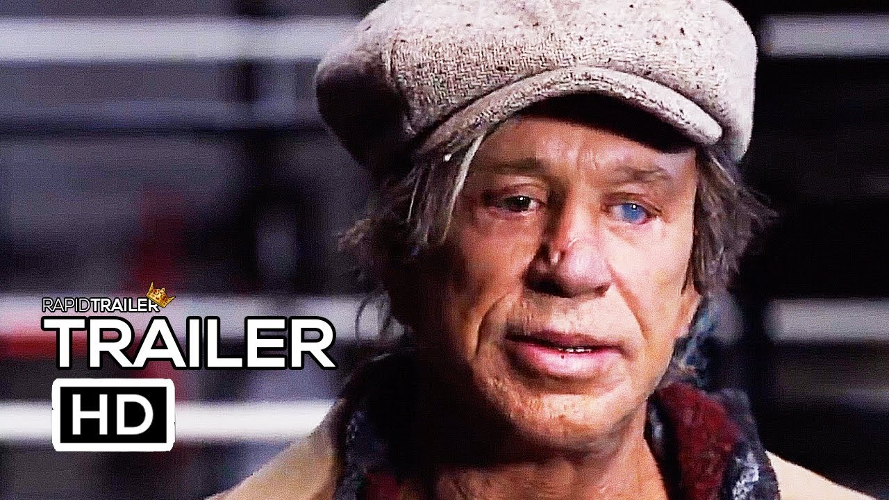 TIGER Official Trailer (2018) Mickey Rourke, Janel Parrish ...