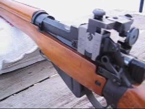Lee Enfield No 4 Mk2(f) Target Conversion