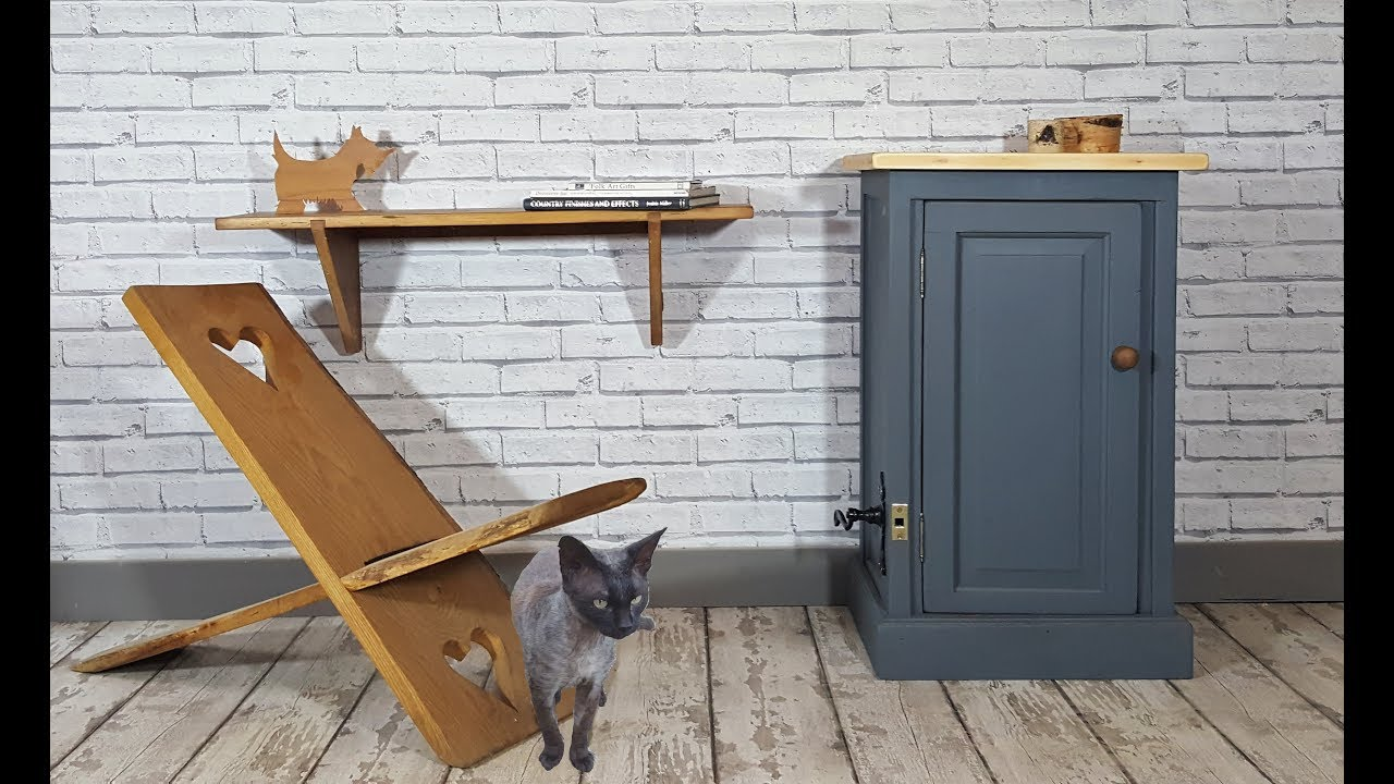 Recycled Door Projects A Cabinet