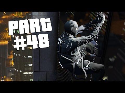 """GTA 5 - First Person Walkthrough Part 48 """"The Bureau Raid Heist"""" (GTA 5 PS4 Gameplay)"""
