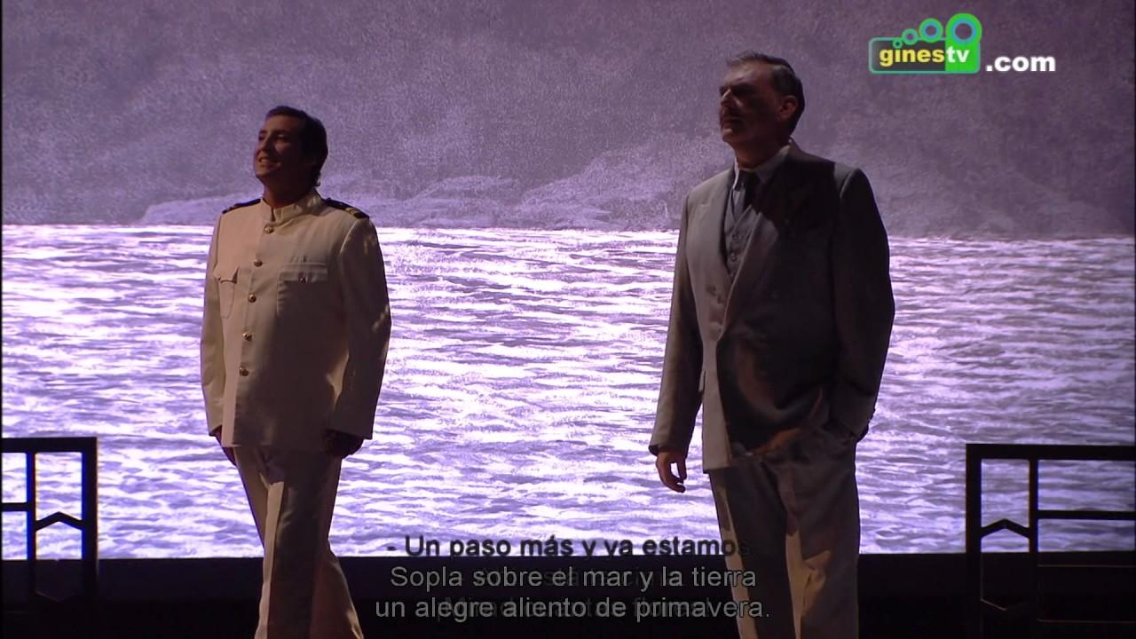 """El Tronío acogió la proyección en directo de la ópera """"Madama Butterfly"""""""