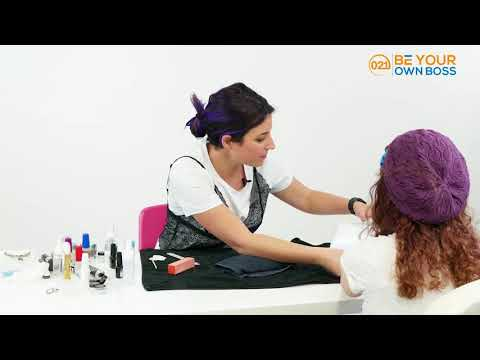 Creative Manicure & Nails (Advanced) : How To Do Gel Polish Nails (Shellac)