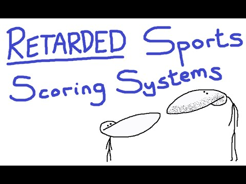 Retarded Sports Scoring Systems