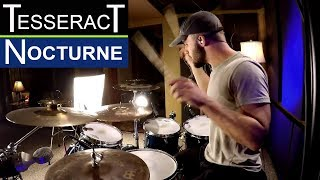 TesseracT - Nocturne Drum Cover (High Quality Audio) ⚫⚫⚫