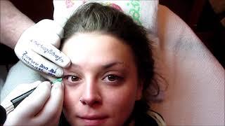 Tatuaj ochi. Galerie cu 2000 video http://www.machiajtatuaj.ro Zarescu Dan $UD M5281