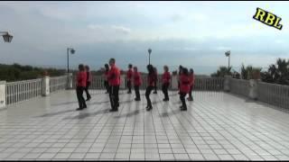 Ballo di Gruppo 2015 - Nuova Beguine Canto di Primavera - Coreografia di Gigi Arena RBL