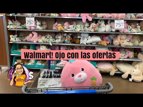 75% liquidación en Walmart y papel por .75