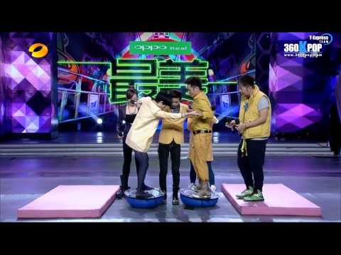 [Vietsub] Happy Camp with Victoria {T-Express team}[360kpop]