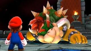 Super Mario Galaxy 2 Walkthrough - Part 12 - Bowser