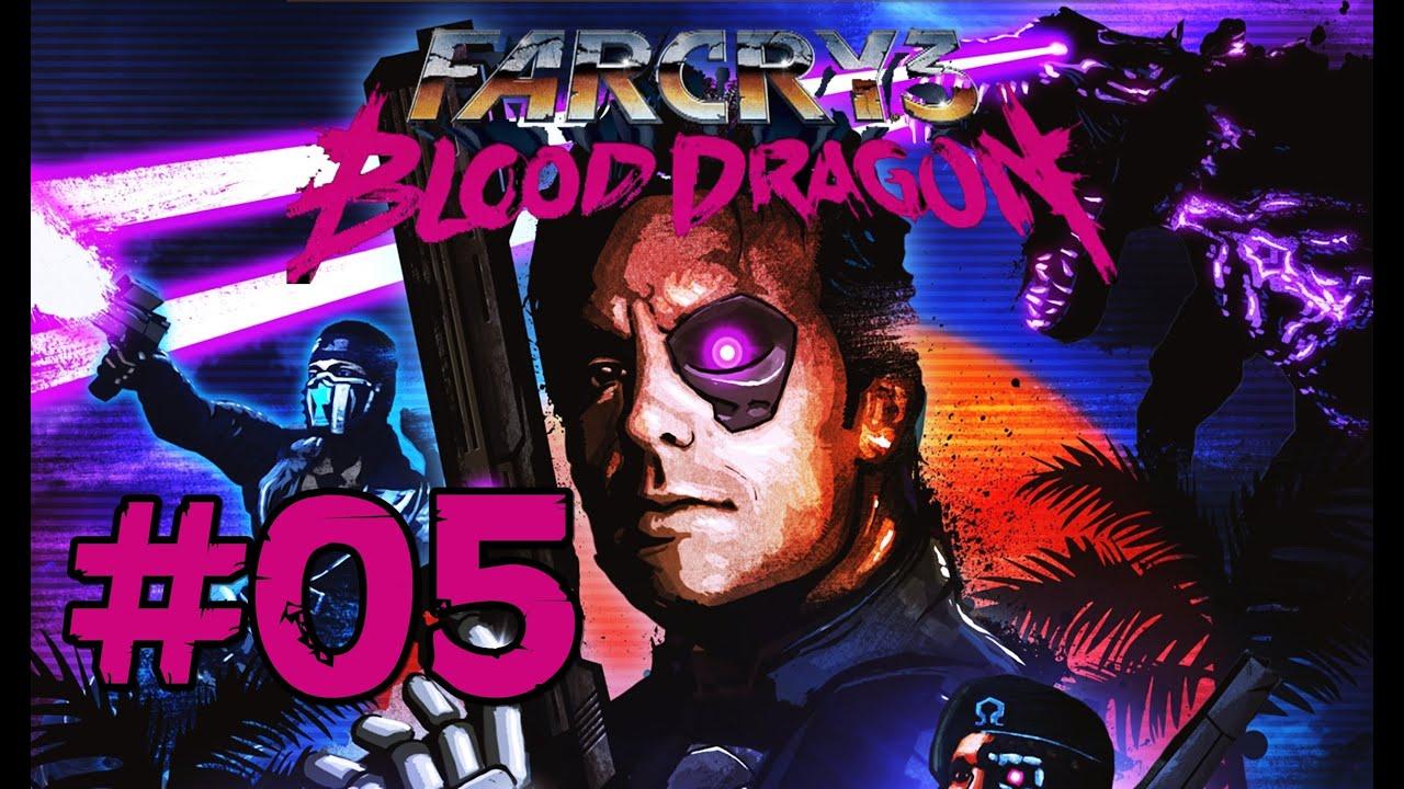 Let's Play Far Cry 3: Blood Dragon #05 German (Blind) [Das C4000 & Techniker beschützen] #1