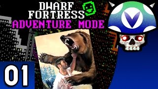 [Vinesauce] Joel - Dwarf Fortress Adventure Mode ( Part 1 )