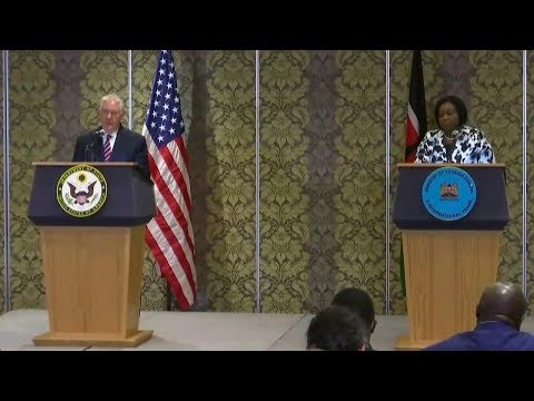Joint Press Availability with Kenyan Foreign Minister Monica Juma