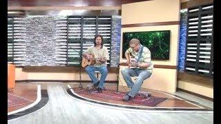 بامدادخوش - نواختن گیتار توسط استاد بصیر حسینی (استادانستیتوت ملی موسیقی افغانستان)