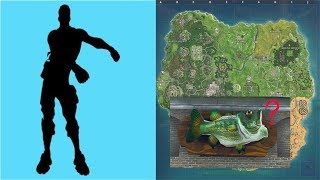 dance with fishing TROPHIES has some places said different on Fortnite: Battle Royal!