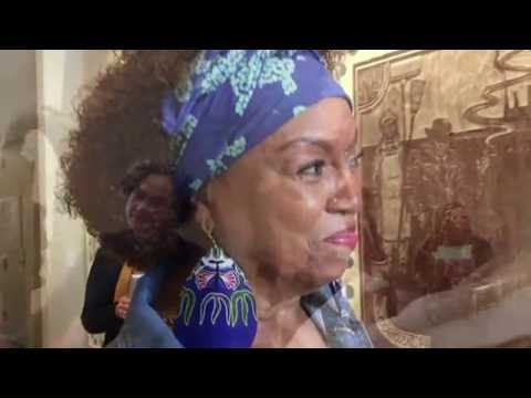With Marta Moreno Vega Grand Opening  Caribbean Cultural Center video by Jose Rivera 3:15:16