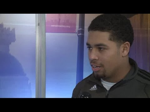 North Side Senior D'Marcus Moon Full Interview On Picking Eastern Michigan University.