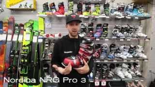 Nordica NRGy Pro 3 2015 ski boot review